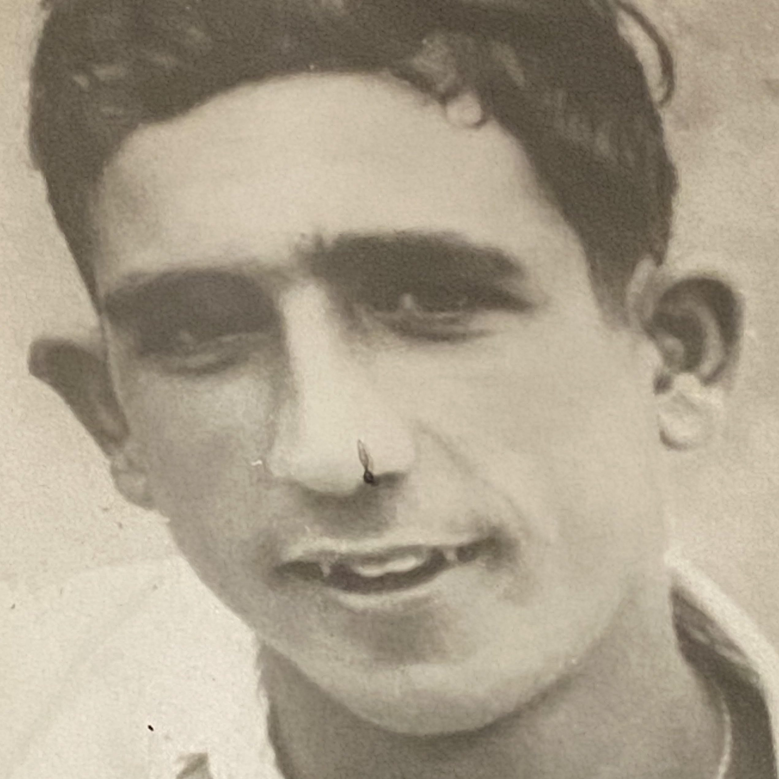 Sepia toned photo of Antonio Vieira.