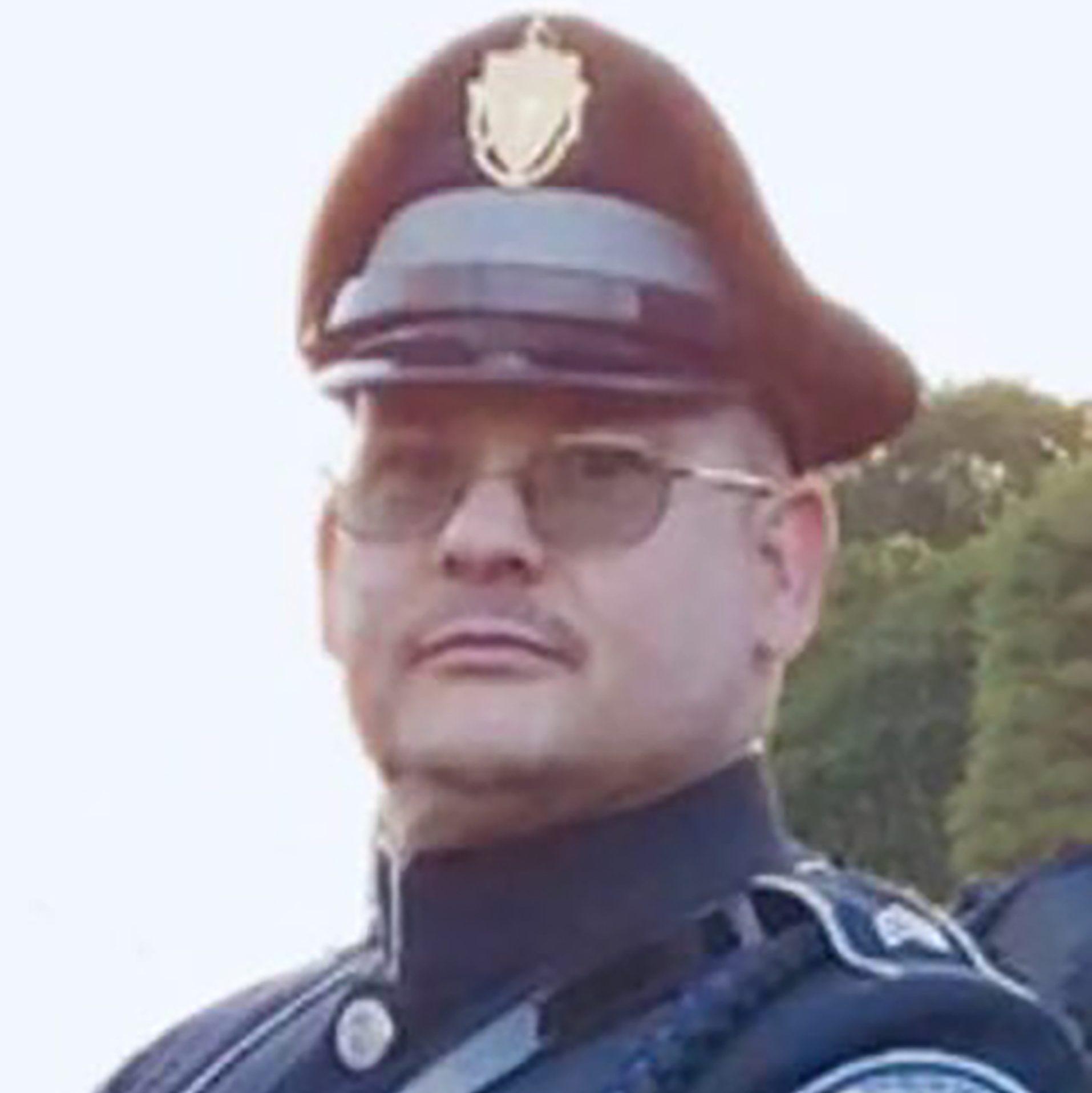 Sgt. Michael Cassidy.