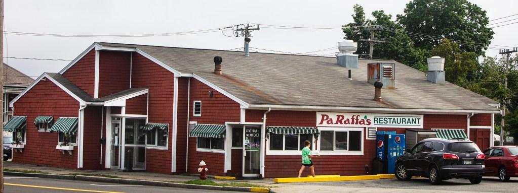 Pa Raffa's.