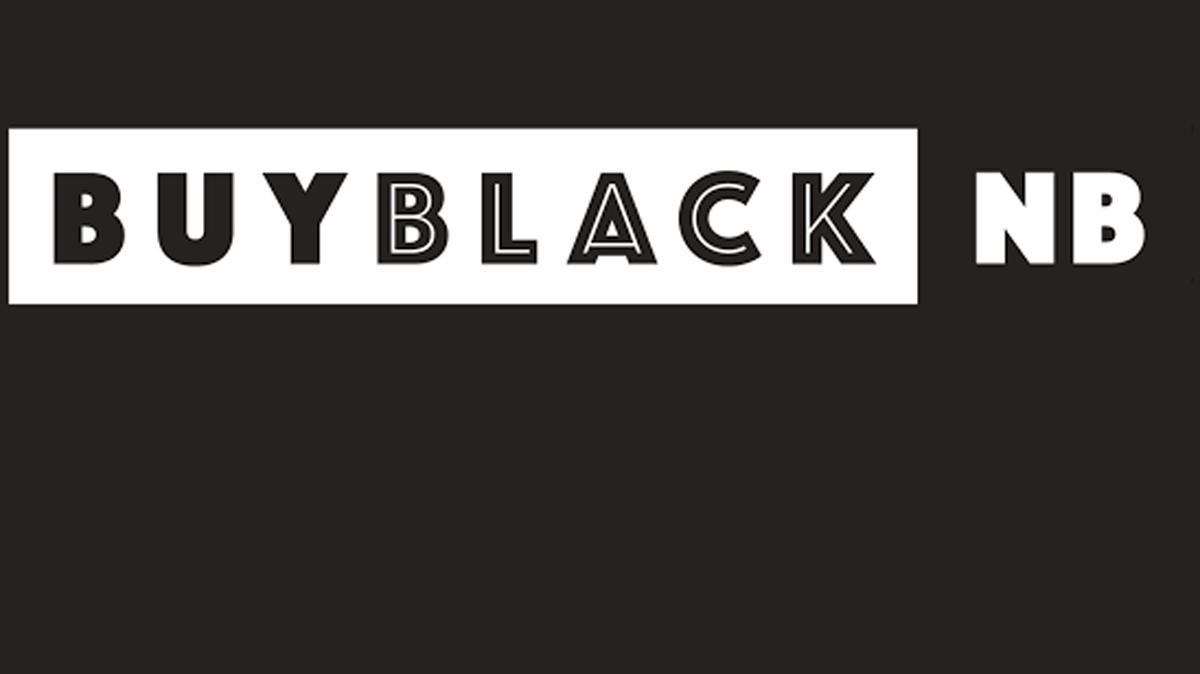 BuyBlackNB logo.