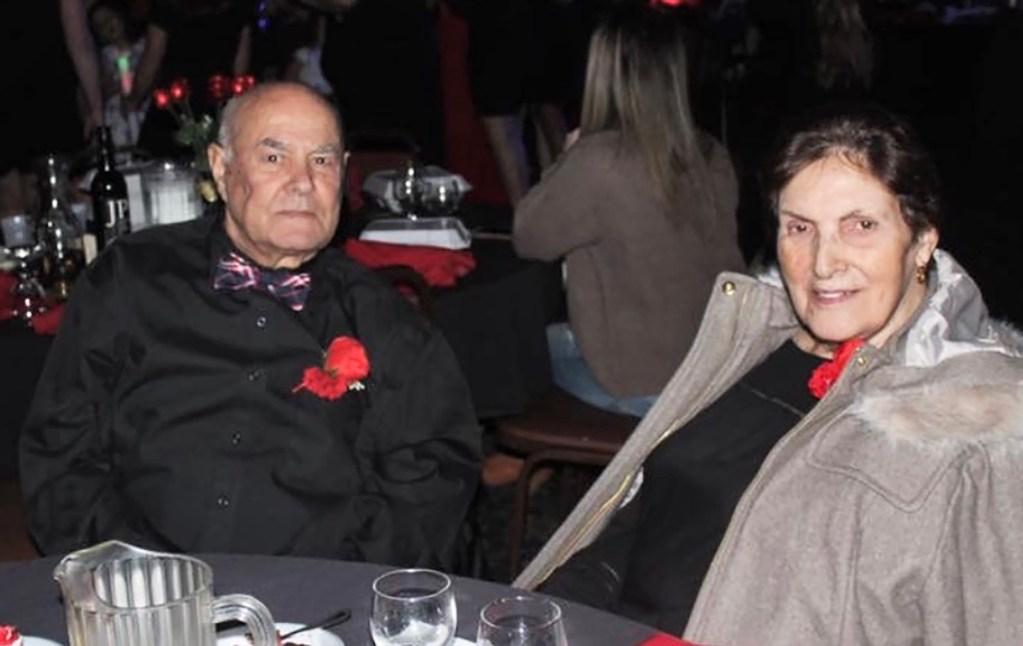Antonio and Aldina Lopes.