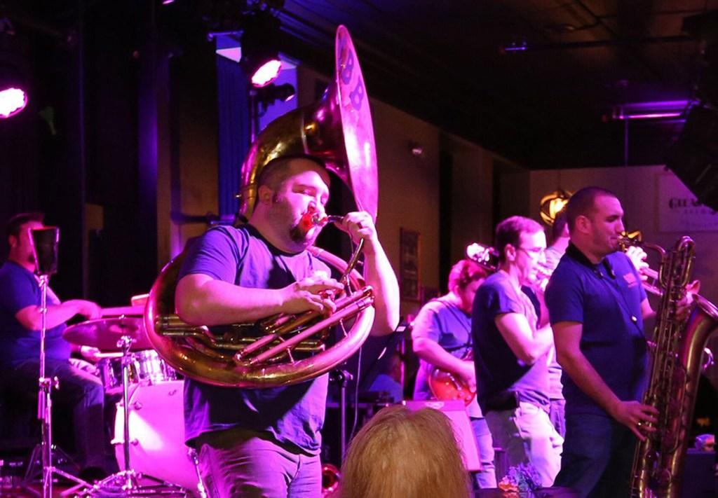 Southcoast Brass Band.