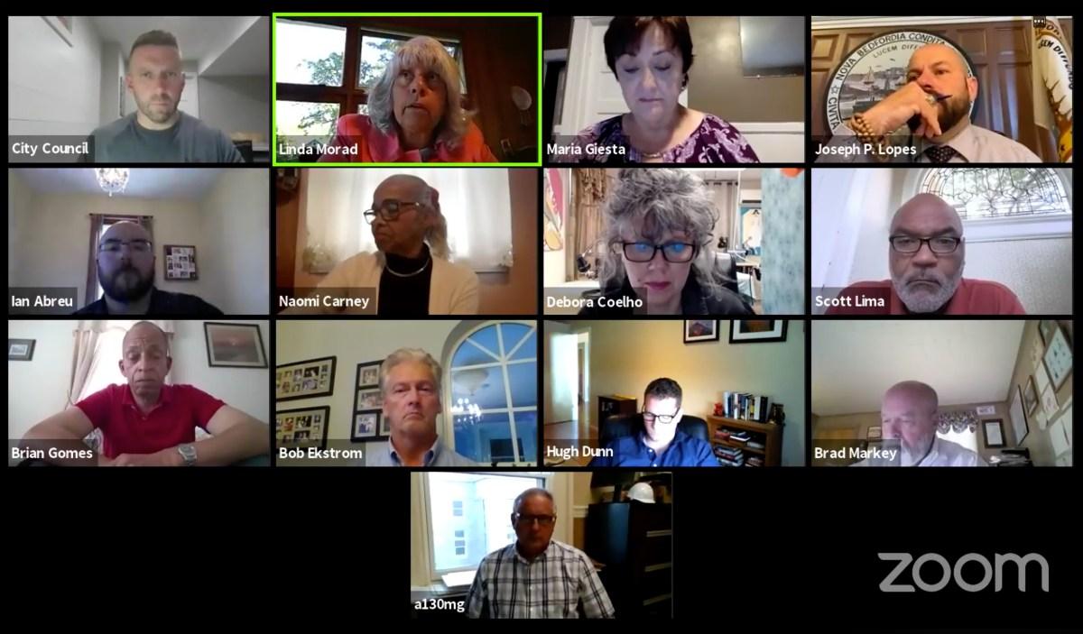 June 24 City Council meeting via Zoom.