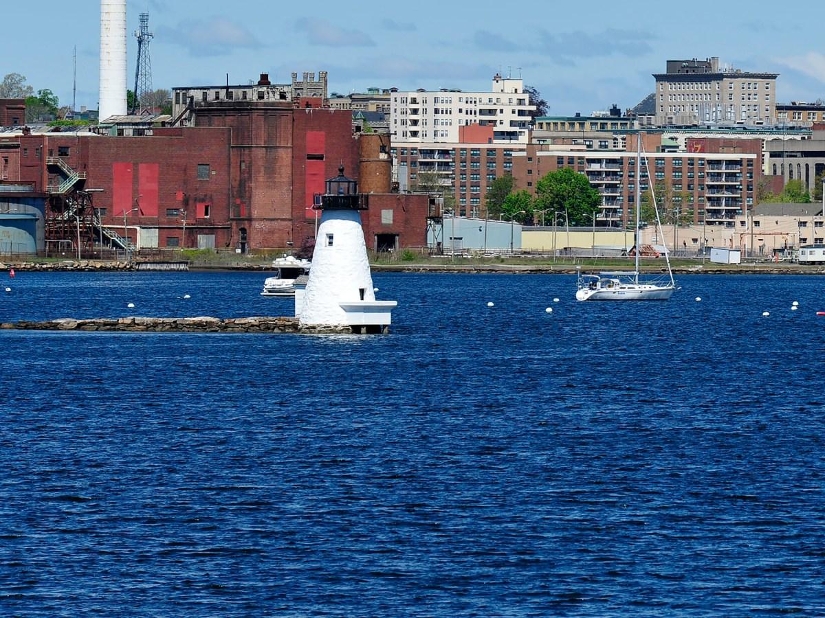 New Bedford harbor.
