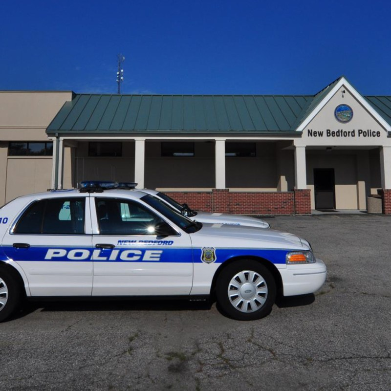 New Bedford Police station.